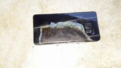 Explodierendes Galaxy Note 7 beschädigt Hotelzimmer