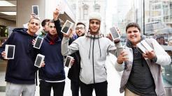 iPhone 7 Verkaufsstart