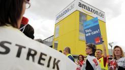 Wieder Streiks bei Amazon - Proteste an fünf deutschen Standorten
