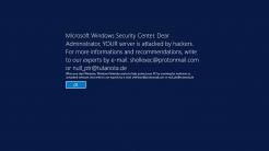 Erpressungs-Trojaner DXXD nimmt Windows-Server ins Visier