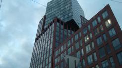 Braunes Hochhaus