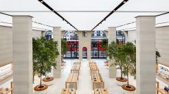 Apple plant große Ladenumgestaltung