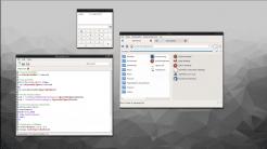 Für BSDs und Linux: Lumina Desktop Version 1.1.0 veröffentlicht