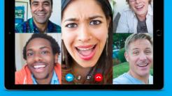 Skype auf dem iPad