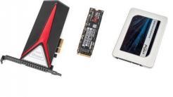 Rasante SSDs mit rekordverdächtiger Leistung