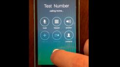 App löst automatischen iPhone-Anruf aus