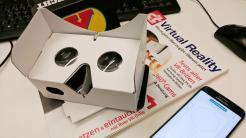 Googles Daydream-VR funktioniert auch mit Nexus 6P - und mit Papp-Halterung statt offiziellem Headset