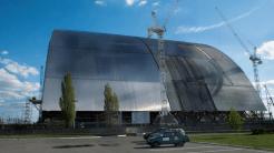 Tschernobyl: Als Tourist in die Todeszone, Sarkophag, Tschernobyl