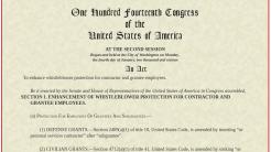 Screenshot des Gesetzetextes