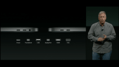 USB-C am MacBook Pro