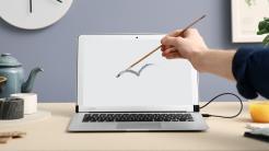 AirBar soll MacBook Air Touchscreen-Fähigkeiten geben