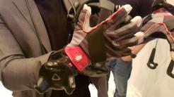 HTC Vive mit Noitom-Hi5-Handschuh ausprobiert: Ohne Controller in die VR greifen