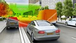 Continental entwickelt 3D Flash LiDAR ohne bewegliche Teile