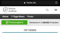 heise online: HTTPS auch für Mobilgeräte