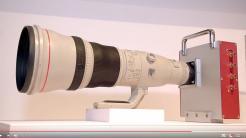 Canon baut 250-Megapixel-Sensor in Überwachungskamera ein