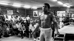 """Rumble in the Jungle"": Bildband zu Muhammad Alis 75. Geburtstag"