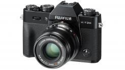 Fujifilm X-T20: Kleine Spiegellose mit 4K-Video