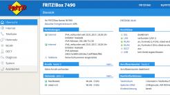 FritzOS: Version 6.80 nun auch für das Modell 7490 erhältlich