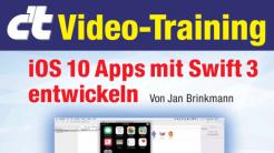 App-Entwicklung für iOS 10: Das Video-Tutorial