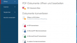 Abbyy FineReader 14: OCR plus PDF-Bearbeitung