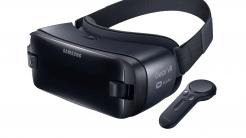 Samsung stellt neue VR-Brille Gear VR mit Controller vor