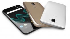 Wiko Wim: Smartphone mit OLED-Display und Doppelkamera