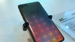 Alcatel A5 mit LED-Cover: Die ganz persönliche Lightshow
