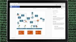 Visio Online mit Funktion zum Kommentieren und API