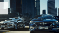 Der Opel Insignia