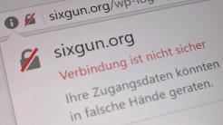 Unsicheres Log-in-Feld: Webseiten-Betreiber beschwert sich bei Firefox über Warnung