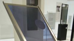 Elektrochrome Gläser dunkeln schnell ab
