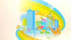 Intelligente Straßenlampen für die smarte Stadt