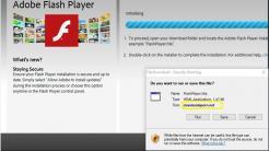 Bösartige Werbung verteilt Fake-Flash-Update unter Skype