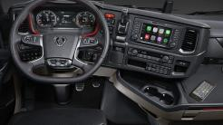 CarPlay für Lastkraftwagen