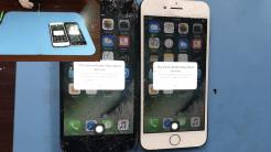 Home-Taste iPhone 7 defekt