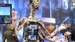 Hannover Messe setzt auf selbstlernende Roboter als Kollegen