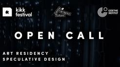 Kunst-Stipendium: Kikk-Festival sucht Kreative