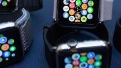 Apple Watch mit Apps