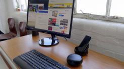 Samsung DeX ausprobiert: Praktischer Desktop-Dock für das Galaxy S8