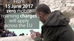 EU-Ministerrat nimm Abschaffung der Roaminggebühren zum 15. Juni an