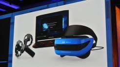 Build 2017: VR-Brillen mit neuen Controllern und Inside-Out-Tracking für Windows 10