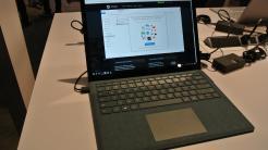 Build 2017: Hands-on mit dem Surface Laptop und Windows 10 S