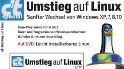 """Aktualisierte Neuauflage: c't-Special """"Umstieg auf Linux"""""""