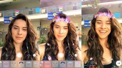 """Instagram: """"Stories"""" mit Gesichtsfiltern wie bei Snapchat"""