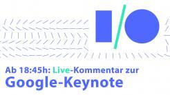 Google I/O 2017: Kommentierte Keynote im heise-online-Livestream