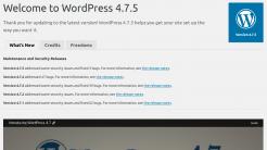WordPress-Update 4.7.5 schließt sechs Sicherheitslücken