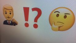 Emojis vor Gericht