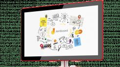Jamboard: Googles Wandtafel kommt auf den Markt