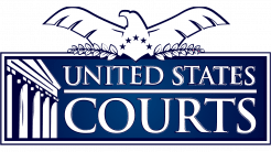 """FISC-Logo """"United States Courts"""""""