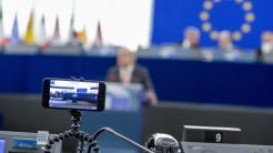 Livestream ohne Hass: Journalisten befürchten Zensur im EU-Parlament